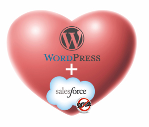 salesforce and wordpress integration
