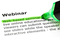 hosting a successful webinar content