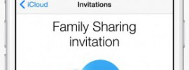 iOS 8 Family Sharing option is great for families